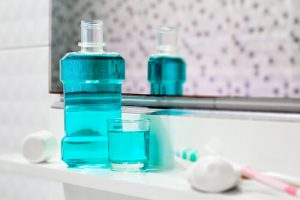 Westend Dental recommends daily use of mouthwash for improved oral health.